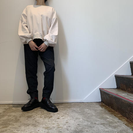 Cogthebigsmoke | BELTED FRONT TROUSERS