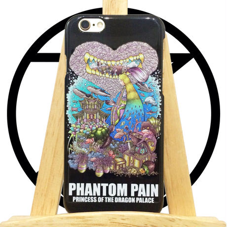 《Princess of the dragon palace》iPhone 5/5s/6/6s case