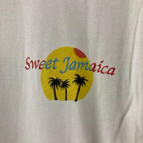 「THE UNION」 SWEET JAMAICA / color - WHITE