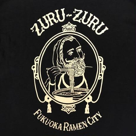 「ZURU-ZURU」TEE 2018  / color - NAVY/WHITE