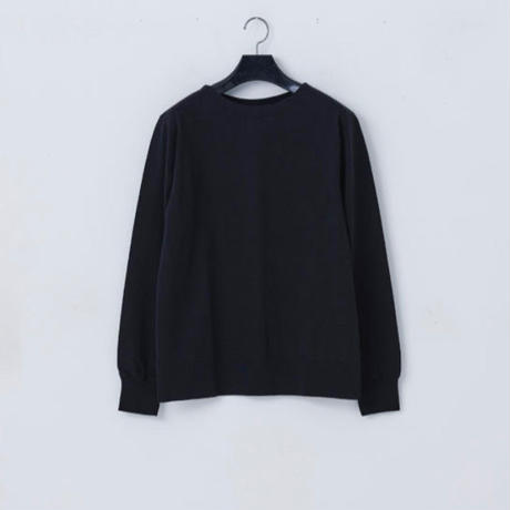 「NECESSARY or UNNECESSARY」MAC L/S  / color - BLACK