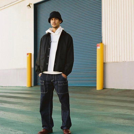 「THE UNION」THE FABRIC / SLOW UP COACH JACKET / color - CHACOAL