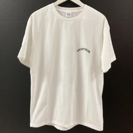 「THE UNION」 GREETINGS / color - WHITE