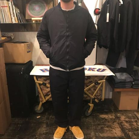 GROUND PANTS / color - NAVY