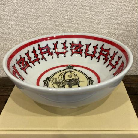 「Zuru Zuru x Ramen Beast」 (Fukuoka Version) 丼  - color / WHITE
