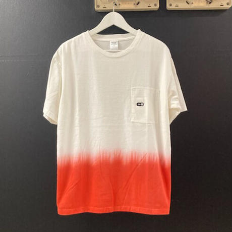 """「THE UNIIN」""""ON-REI"""" TEE  / color - ON / RED"""