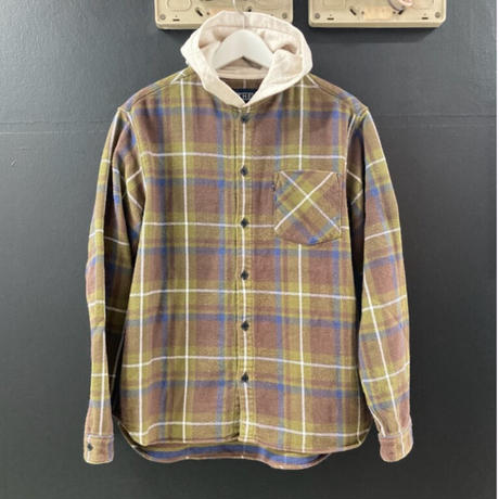 「THE UNION」THE FABRIC / JORGE SHIRTS / color -OLIVE