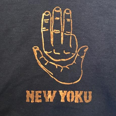 「THE UNIIN」HAND SIGN PARKER / color - NAVY