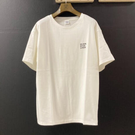 """「THE UNION」THE FABRIC / """"MURCUS GARVEY"""" TEE / color - WHITE"""