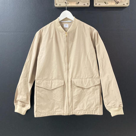「NECESSARY or UNNECESSARY」TANKERS  / color - BEIGE
