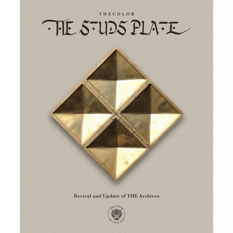 「THE UNION」 THE COLOR / THE STUDS PLATE