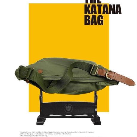 「THE UNION」THE COLOR / KATANA BAG / color - GREEN