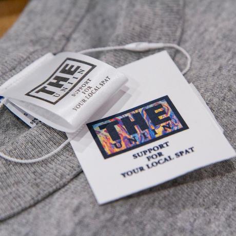 「THE UNIIN」NEWYOKU WETS 刺繍 TEEシャツ (moreAXE限定色)  / color - BLACK