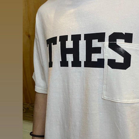 """「THE UNION」 THE FABRIC / """"THES"""" POCKET TEE"""