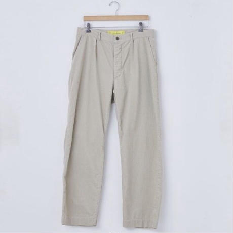 WIDE 'CORDUROY' / color - SAND