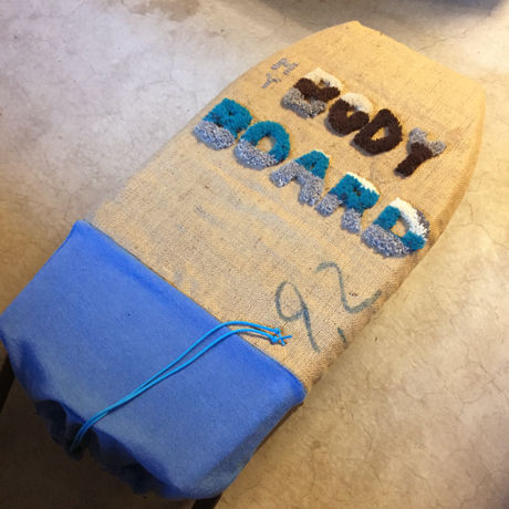 Bodyboard Case  01
