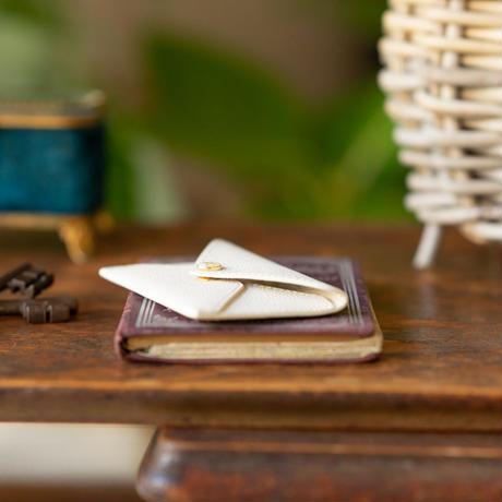 エンベロープ 型カードケース(名刺入れ) ヴォー・エプソン/クレ