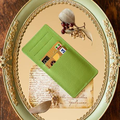 やわらかなレザーフラップ長財布専用、インナーカードケース