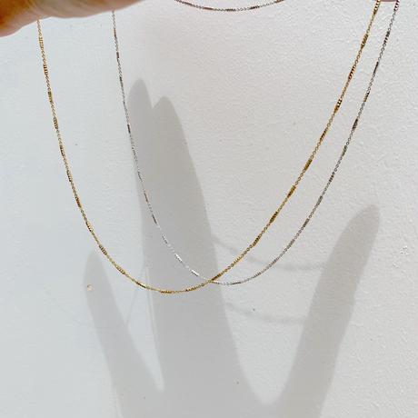 Medium Necklace  (S2111-S)