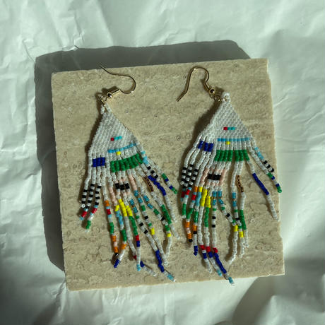 hand made beads Pierce 2