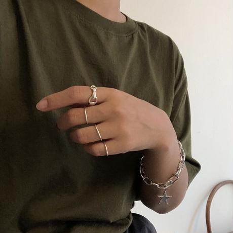 Horsebit ring (R20-AW007)