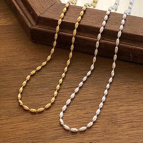 mini boll nacklace (N2105-S)