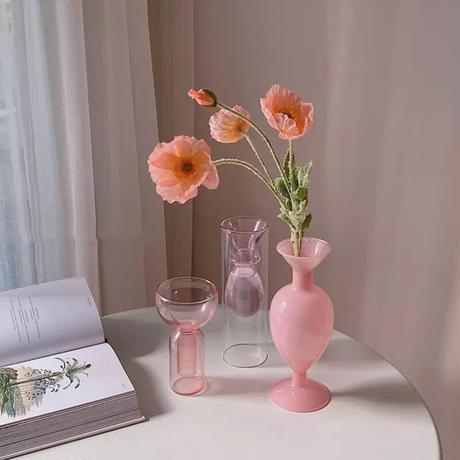 vintage Flower base (4color / v-002)