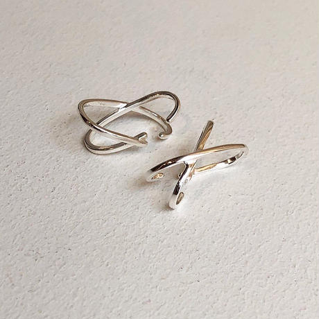 cross earcuff (E20-AW010)