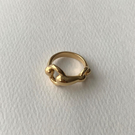 Horsebit ring (R20-AW007)