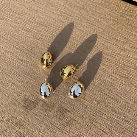 Square Earring  (E19-003)