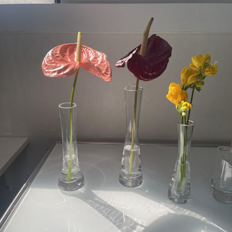 Flower base (CR-001-L)  / 一輪刺し