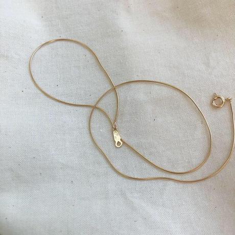 Gold Snake NeckLace  (N19-002)