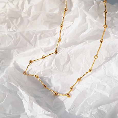 mini bone necklace (N2106-S)