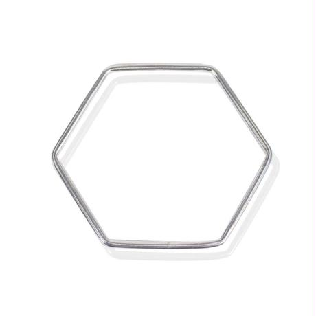 hexagon bracelet  (B19-024)