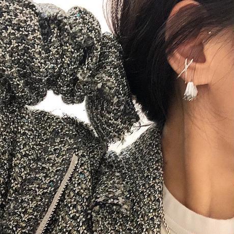 cross earcuff (E20-AW010)