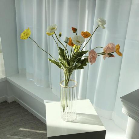 Flower base L (CR-009)