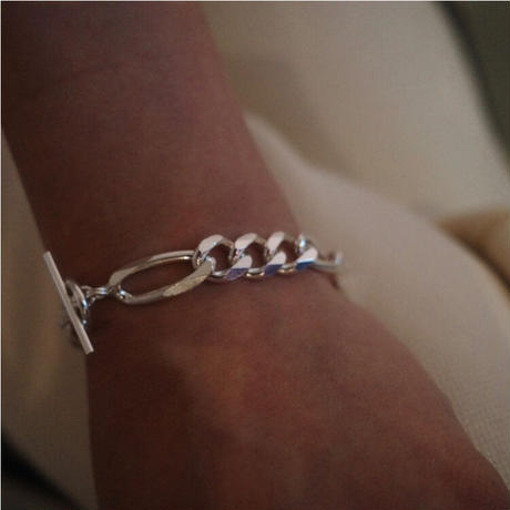 mix chain bracelet  (S21-001)