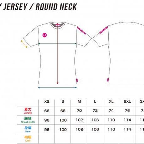 【東京山九フェニックス】Rugby Jersey(2nd ブルー)