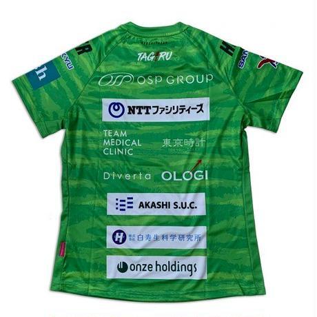 【東京山九フェニックス】2020ウォームアップTシャツ(ウィメンズ)/Warm-Up TEE