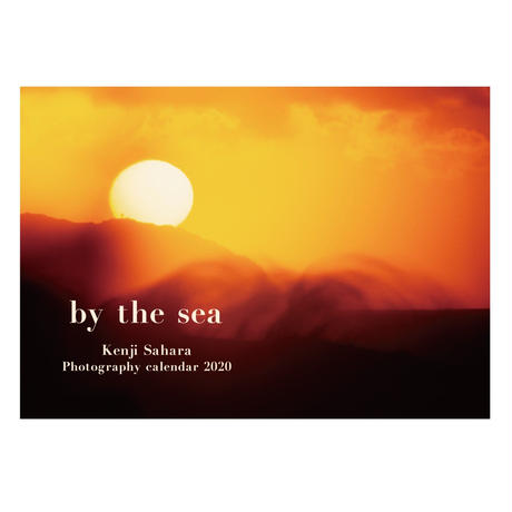 2020 PHOTO CALENDAR  『by the sea』PC2020-1