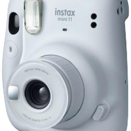 instax mini 11 アイスホワイト