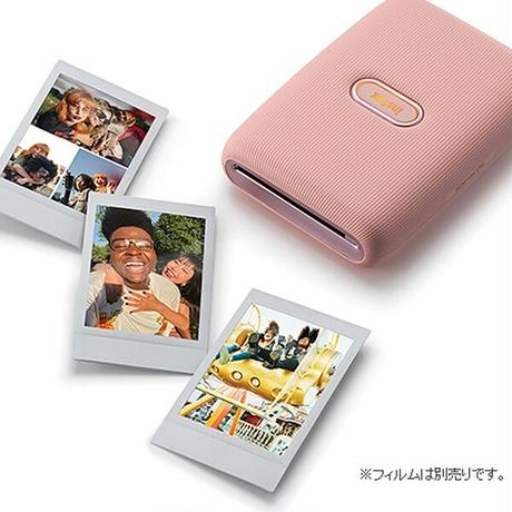 instax mini Link ダスキーピンク