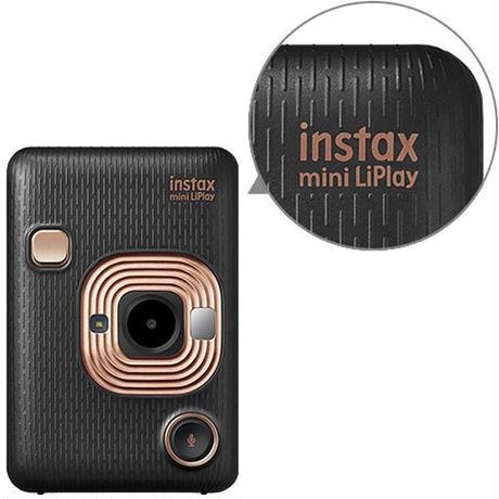 instax mini LiPlay エレガントブラック
