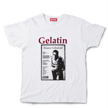 Gelatin  insane Cellulod Tシャツ (メンズ&レディス)