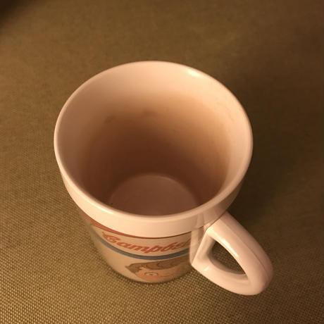 キャンベル マグカップ