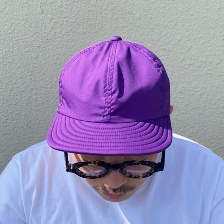 LOW STRAP CAP  -TC PURPLE