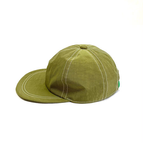 "ST CAP  ""NYLON OLIVE GREEN"""