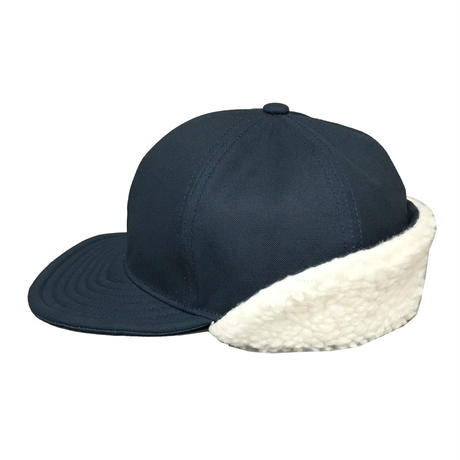 BOA CAP NAVY×OFF WHITE