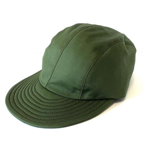 FOUR CORD CAP  -TWILL GREEN-