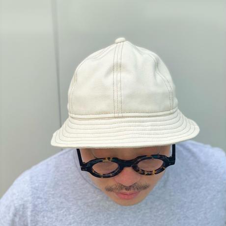 6P HAT   IVORY
